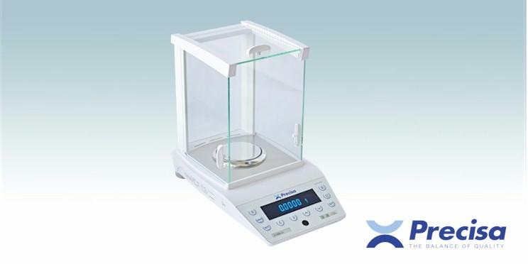 Precisan analyysivaaka 321-mallisarja, LT-mallisto, Max= 120/220/320g, d=0,0001 g (0,1 mg)