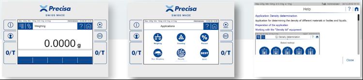 Precisa_520PT-naytto_analyysivaaka+tarkkuusvaaka+laboratoriovaaka_Swiss_Made